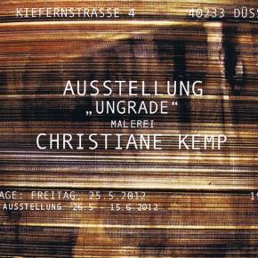 'Ungerade' Christiane Kemp