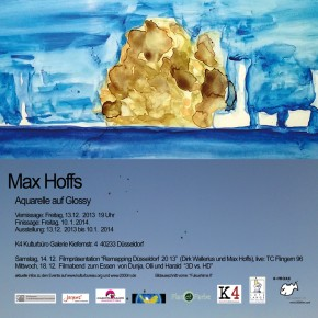 Ausstellung: Max Hoffs