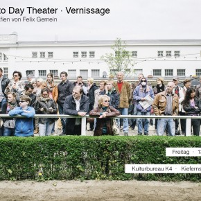 Ausstellung: Day to Day Theater Vernissage