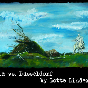 Ausstellung: Ela vs. Düsseldorf by Lotte Lindex