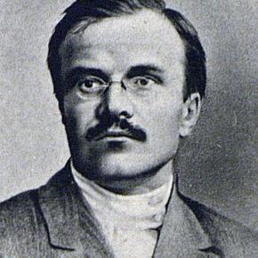 """Klaus von Ilusta mit """"Molotovcocktailtisch"""""""