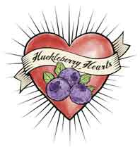 Konzert mit Huckleberry Hearts